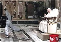 Papal Break Dance