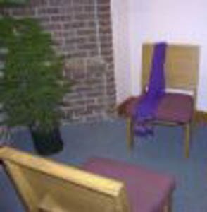 Novus Ordo 'Reconciliation' Room