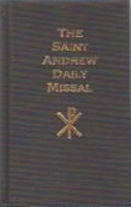 St. Andrew Daily Missal of 1945