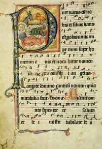 Circumcision Introit