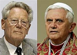 Hans Kung and Josef Ratzinger