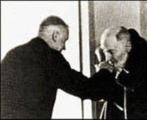 Marcel Lefebvre and Padre Pio