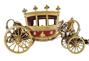 Berlina Gran Gala Carriage 1826