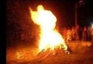 JPII-Wojtyla quema en el infierno?