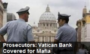 Police at Newvatican