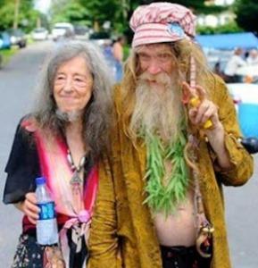 Los Viejos hippies