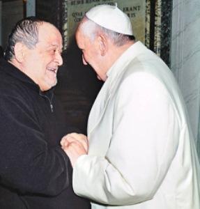 Fidenzio Volpi & Francis-Bergoglio