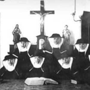 Tradicional benedictino Monjas