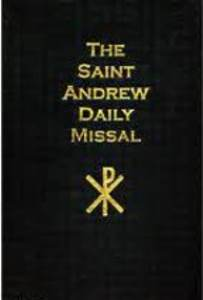 Saint Andrew Daily Missal