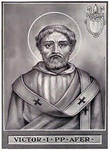 Pope St. Victor I