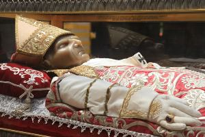 Dead Pope