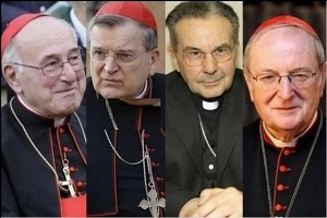 Four Newcardinals