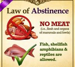 Law of Abstinence
