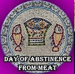 Friday Abstinence