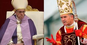 Francis-Bergoglio & Bernie Fellay